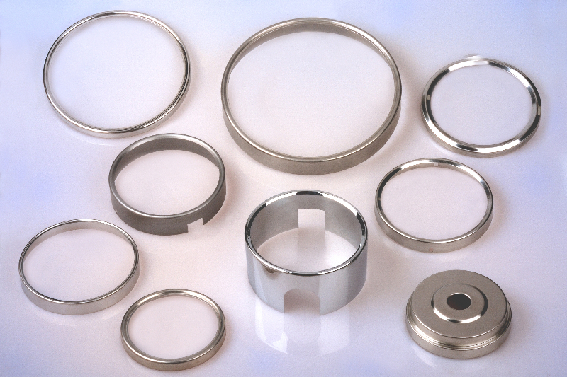 Rings and Cases